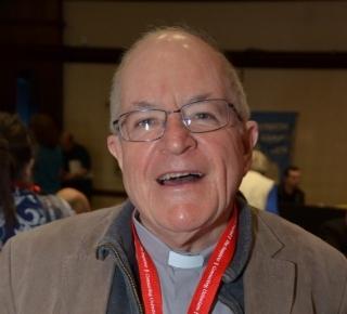 Rev Jim Corrigall