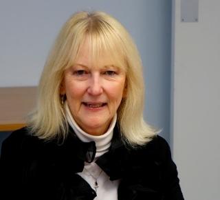 Rev Lynne Readett