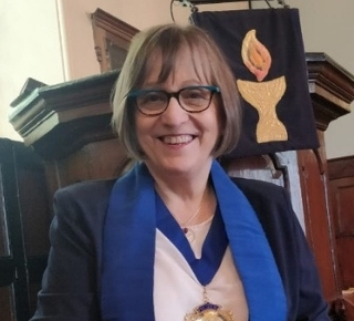 Rev Celia Cartwright