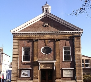 Photograph of The Memorial Church (Unitarian) Cambridge