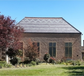 Photograph of Old Meeting House