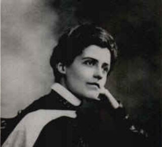 Gertrude von Petzold, first woman trained for the ministry in England