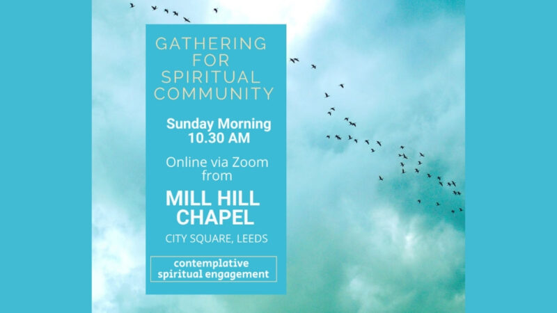 Mill Hill Sunday Service