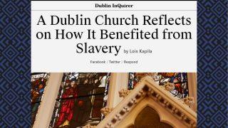 Dublin Slavery