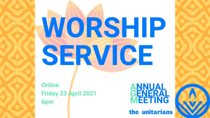 Worship Service AGM 2021