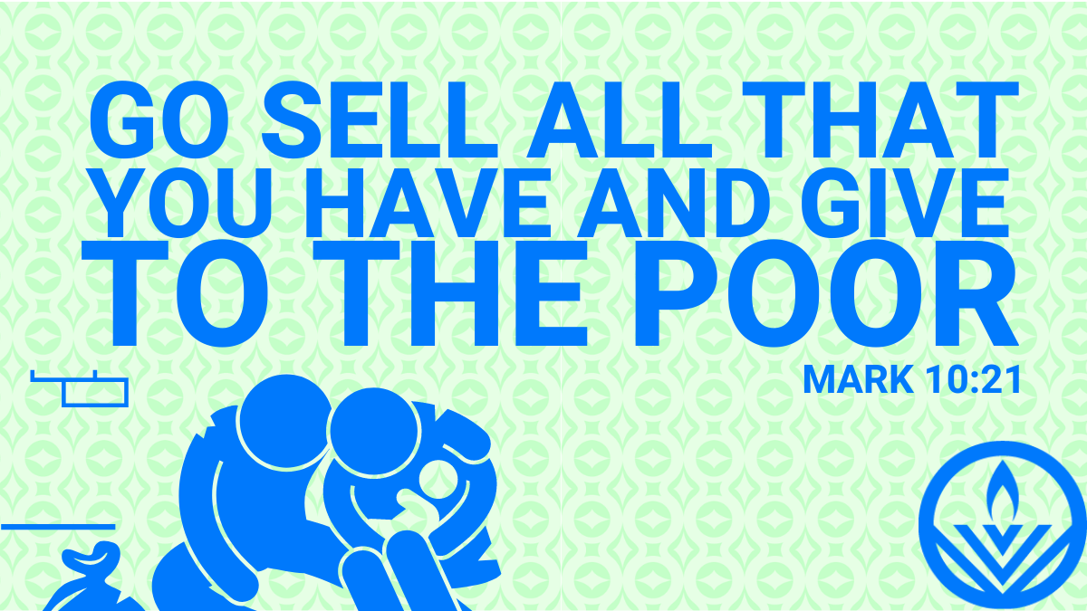 Go Sell All That You Have - Bible Quote