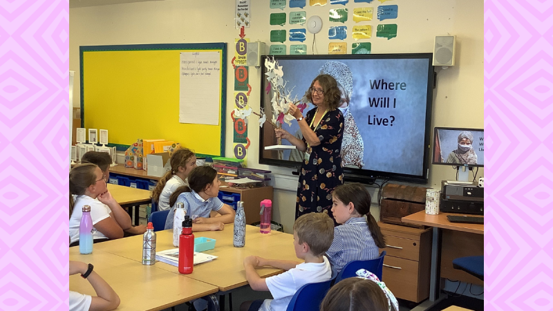 Active Peace Education in schools